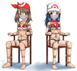 Bondage pokemon Jessie's Bad