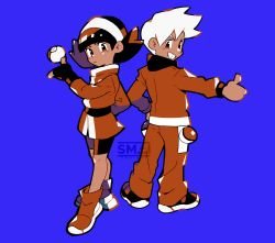 joltik, ace trainer, and youngster (pokemon and 2 more