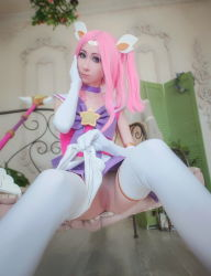 Star Guardian Lux Hentai