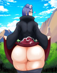 Naruto konan hentai