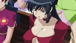 Rule 34   00s, 1other, 4girls, animated, animated gif, answering, bangs, bench, between breasts, black hair, blue hair, bounce, bouncing breasts, breasts, cellphone, china dress, chinese clothes, choker, cleavage, cleavage cutout, cleavage reach, clothing cutout, dress, earrings, edited, english text, female focus, flip phone, fujimura shizuru, green dress, grey eyes, head out of frame, holding, holding phone, indoors, jewelry, jiggle, large breasts, long hair, long sleeves, loop, multiple girls, no bra, out of frame, phone, purple dress, reaching, red dress, red eyes, reversed, sasagure konami, shinkon gattai godannar!!, short sleeves, sidelocks, sitting, skindentation, solo focus, subtitled, talking, third-party edit