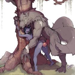 Hentai werewolf Werewolf Hentai