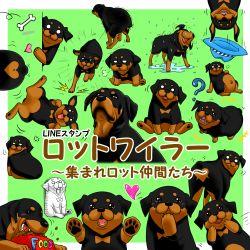 anger vein, bone, bowl, dog, dog food, heart, original, pet bowl, puppy, rottweiler, running, teeth